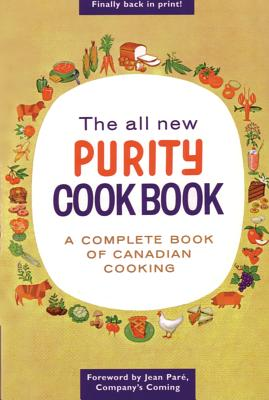 The All New Purity Cook Book (Classic Canadian Cookbook) Cover Image