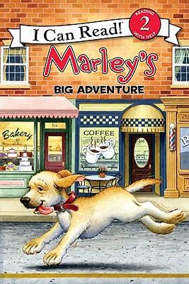 Marley's Big Adventure (I Can Read Books: Level 2) Cover Image