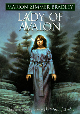 Cover for Lady of Avalon