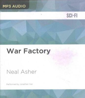 War Factory (Transformation #2) Cover Image