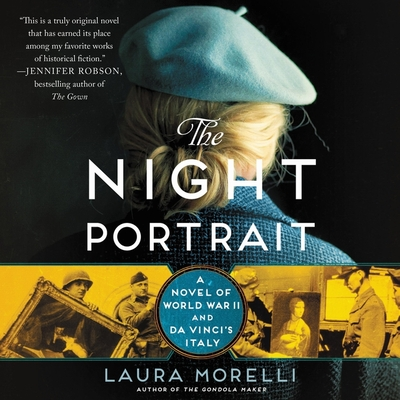 The Night Portrait: A Novel of World War II and Da Vinci's Italy Cover Image