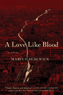 Cover for A Love Like Blood