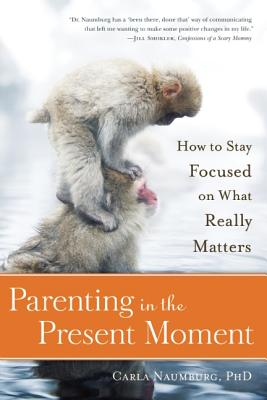 Cover for Parenting in the Present Moment