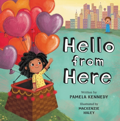 Cover for Hello from Here