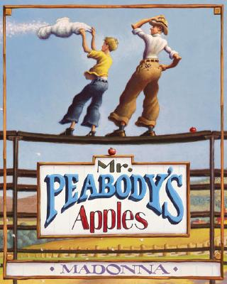 Mr. Peabody's Apples Cover