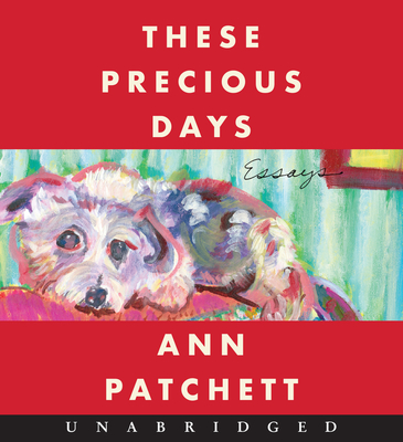These Precious Days CD: Essays Cover Image