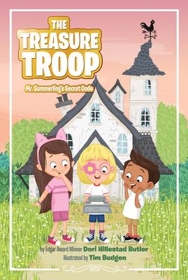 Mr. Summerling's Secret Code #1 (The Treasure Troop #1) Cover Image