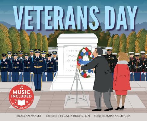 Veterans Day (Holidays in Rhythm and Rhyme) Cover Image
