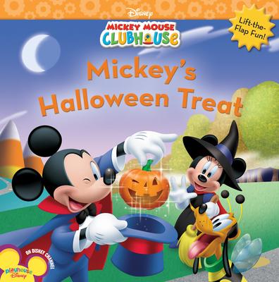 Mickey's Halloween Treat Cover Image