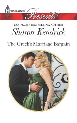The Greek's Marriage Bargain Cover
