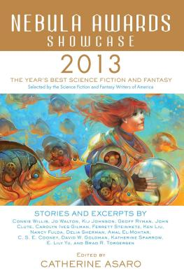 Nebula Awards Showcase Cover