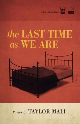 The Last Time as We Are Cover