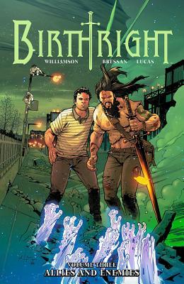 Birthright Volume 3 Cover