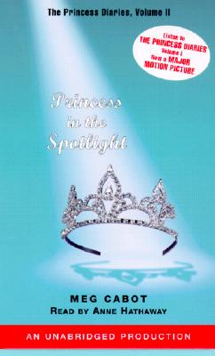 The Princess Diaries, Volume II: Princess in the Spotlight Cover Image