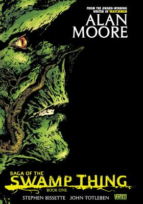 Saga of the Swamp Thing Book One Cover Image