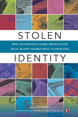 Cover for Stolen Identity