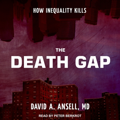 The Death Gap Lib/E: How Inequality Kills Cover Image