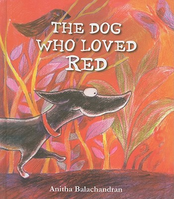 The Dog Who Loved Red Cover