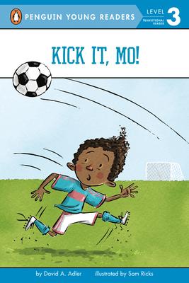 Kick It, Mo! (Mo Jackson #4) Cover Image