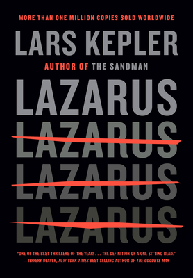Lazarus: A novel Cover Image
