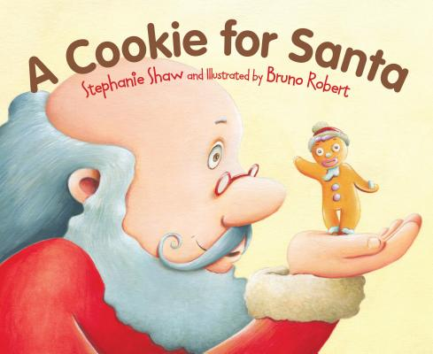 Cover for A Cookie for Santa