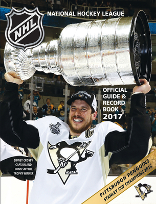 National Hockey League Official Guide & Record Book 2017 (National Hockey League Official Guide an) Cover Image