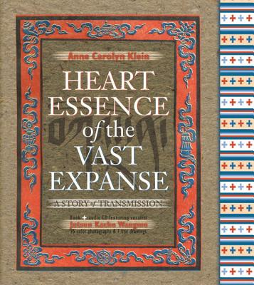 Heart Essence of the Vast Expanse Cover