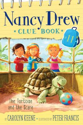 The Tortoise and the Scare (Nancy Drew Clue Book #11) Cover Image