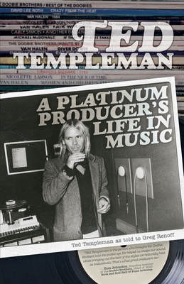 Ted Templeman: A Platinum Producer's Life in Music Cover Image