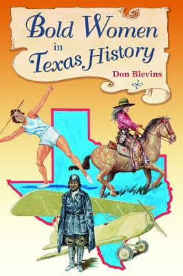 Bold Women in Texas History Cover Image