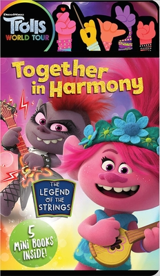 DreamWorks Trolls World Tour: Together in Harmony (Hidden Stories) Cover Image