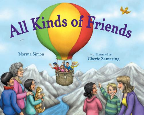 All Kinds of Friends Cover
