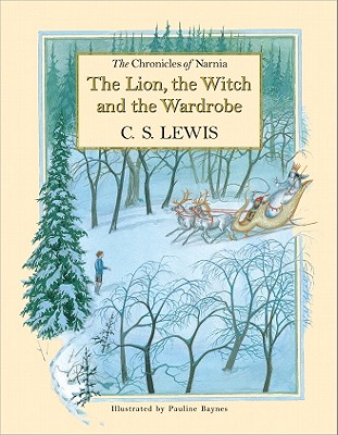 The Lion, the Witch and the Wardrobe Color Gift Edition (Chronicles of Narnia) Cover Image