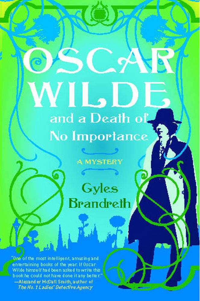Oscar Wilde and a Death of No Importance Cover