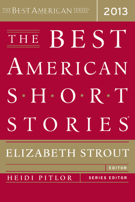 The Best American Short Stories 2013 Cover Image