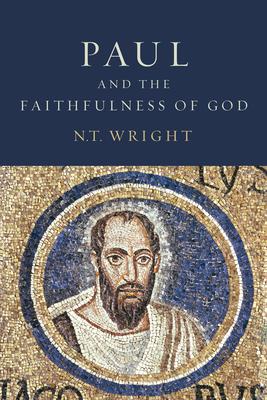 Paul and the Faithfulness of God Set Cover