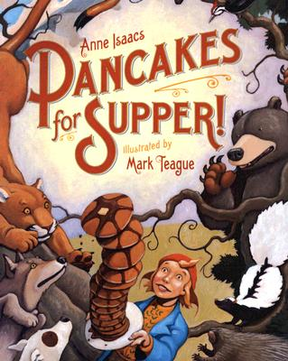 Pancakes For Supper Cover