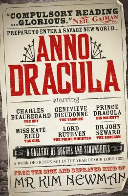 Anno Dracula Cover Image