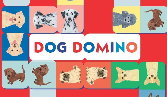 Dog Domino (Magma for Laurence King) Cover Image