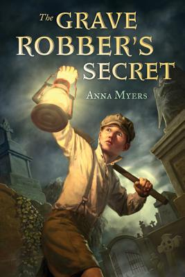 The Grave Robber's Secret Cover