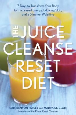 The Juice Cleanse Reset Diet Cover