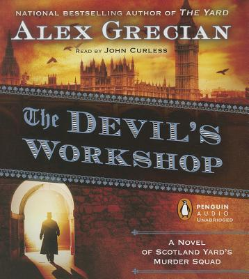 The Devil's Workshop Cover Image
