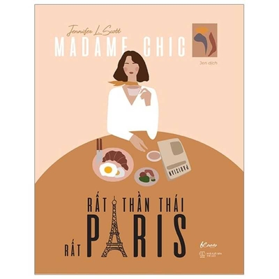 Polish Your Poise with Madame Chic Cover Image
