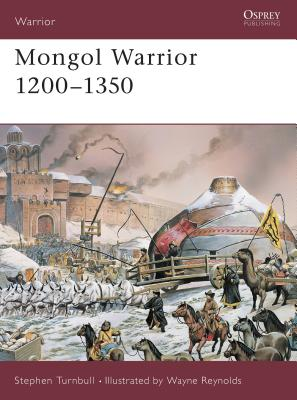 Mongol Warrior 1200-1350 Cover