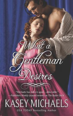 What a Gentleman Desires Cover
