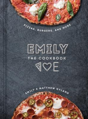 EMILY: The Cookbook Cover Image
