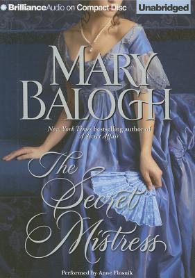 The Secret Mistress Cover