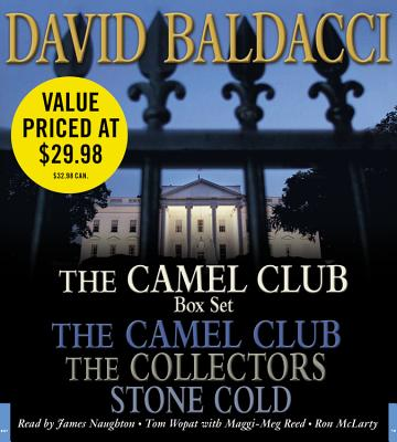 The Camel Club Cover