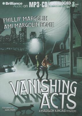 Vanishing Acts Cover Image