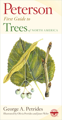 Peterson First Guide to Trees Cover Image